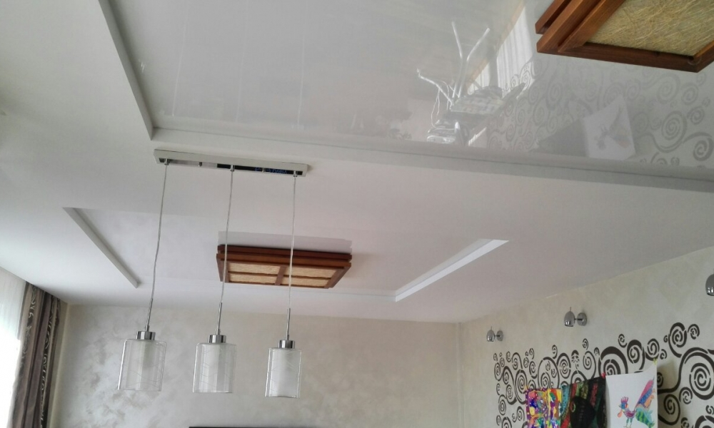 Гипсокартонные конструкции,  многоуровневые потолки из гипсокартона