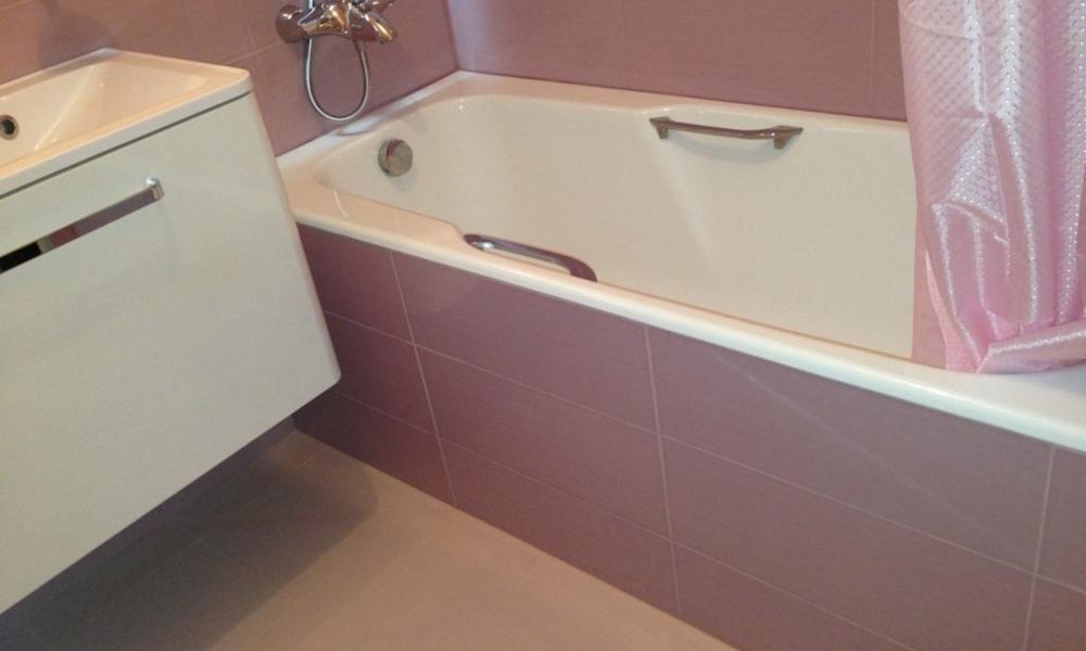 Плиточные работы, укладка плитки, облицовка ванных и санузлов