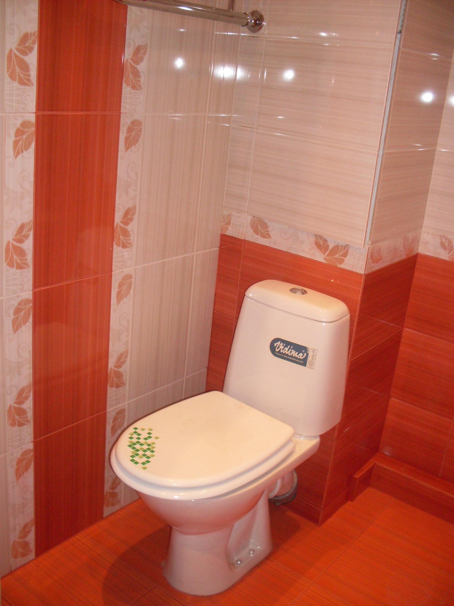 Ремонт туалет и ванная